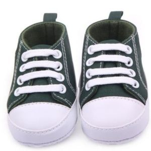 Other - Boutique baby unisex sneakers size 3 12-18 mo.
